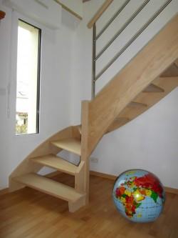 Pose d'une escalier dans combles - Bernard Fromentoux.jpg